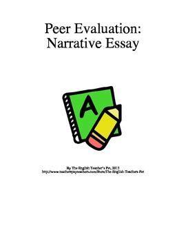 Nonfiction personal narrative essay